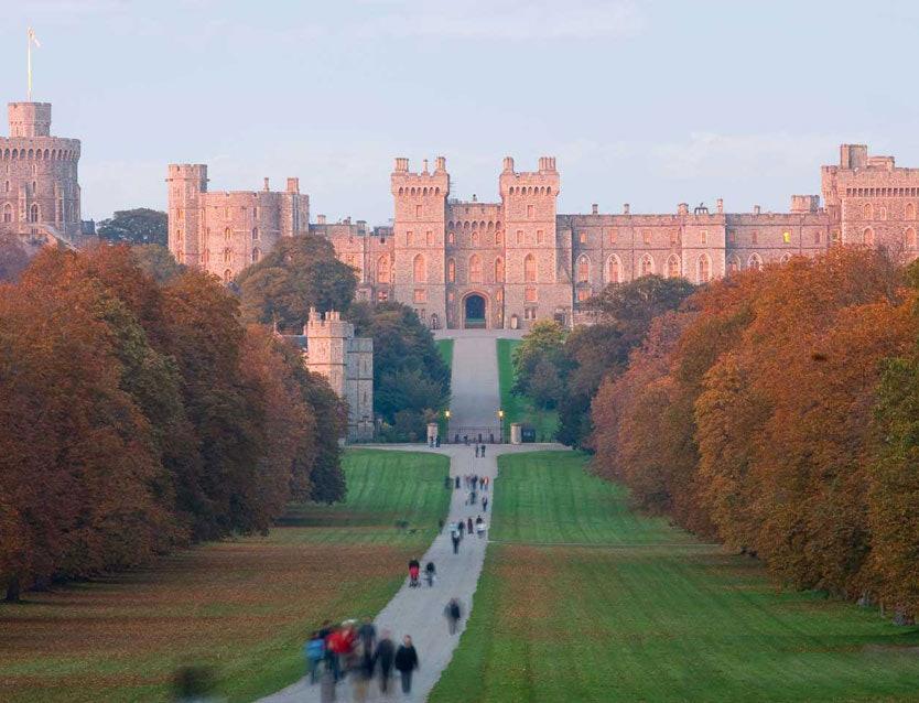Tour in Giornata al Castello di Windsor, Stonehenge e Bath da Londra
