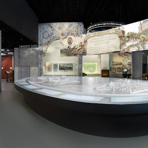 Museo de la Historia de los Judíos Polacos POLIN