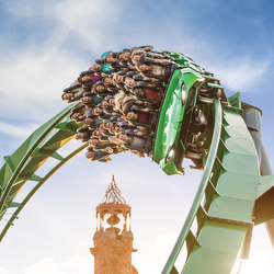 Universal Orlando: 3-Day Tickets Dated (USA/Canada Residents Only)