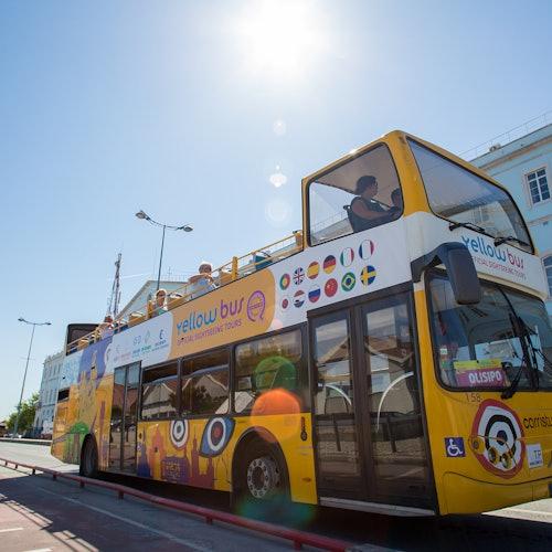 Oceanário de Lisboa & Hop-on Hop-off Bus Lisbon