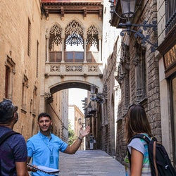 Free Barcelona Walking Tour by Tiqets