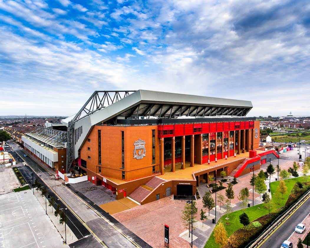 Tickets for Liverpool FC Stadium Tour + Audio Guide