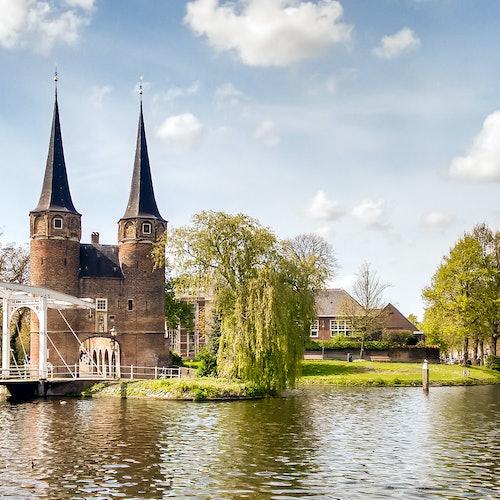 Tour en barco de Delft a La Haya