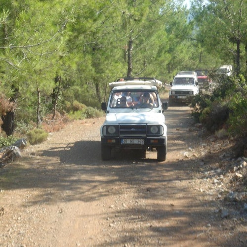 Safari en todoterreno por Bodrum