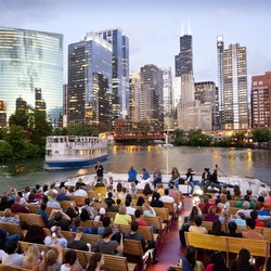 Architecture River Cruise from Navy Pier