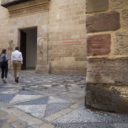 Museo Picasso Málaga: Sin colas + Audioguía