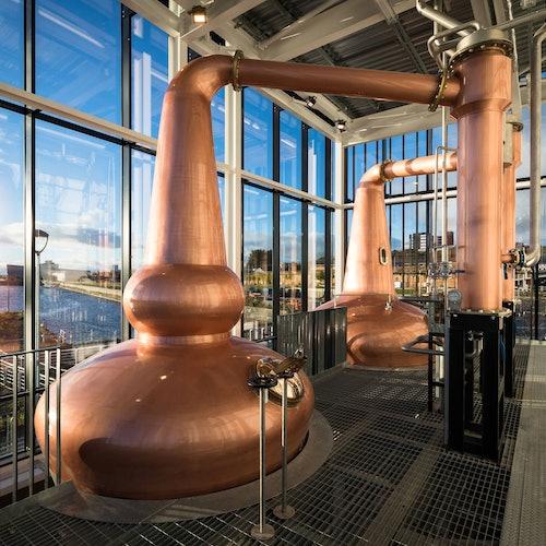 Tour del whisky de malta y de una destilería