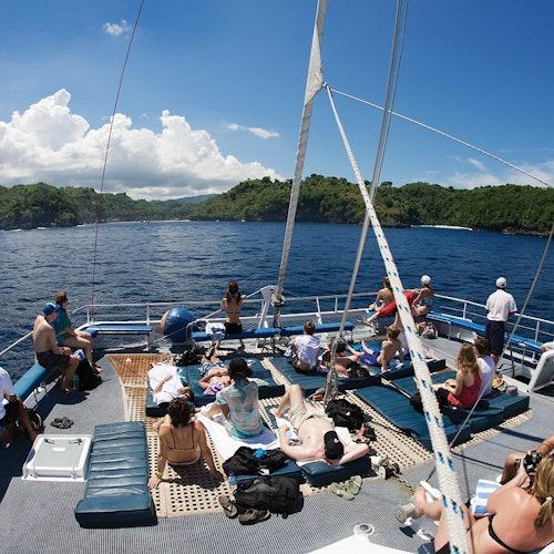 Crucero de vela Aristocat Bali