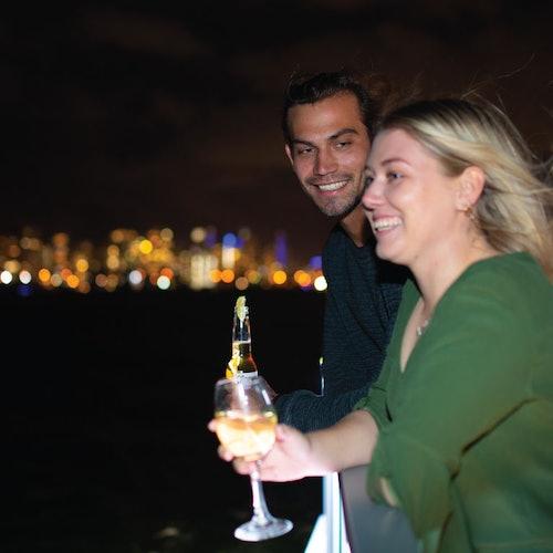 Gold Coast Sightseeing Dinner Cruise