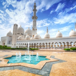 Louvre Abu Dhabi & Sheikh Zayed Mosque Tour from Abu Dhabi