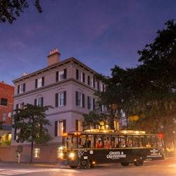 Ghosts & Gravestones Savannah