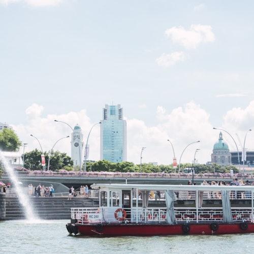 Pase Prémium Flexi iVenture Singapur