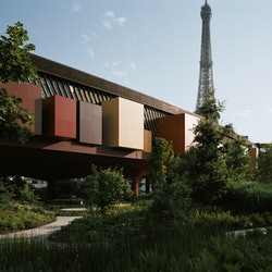 Imagen Museo del muelle Branly - Jacques Chirac
