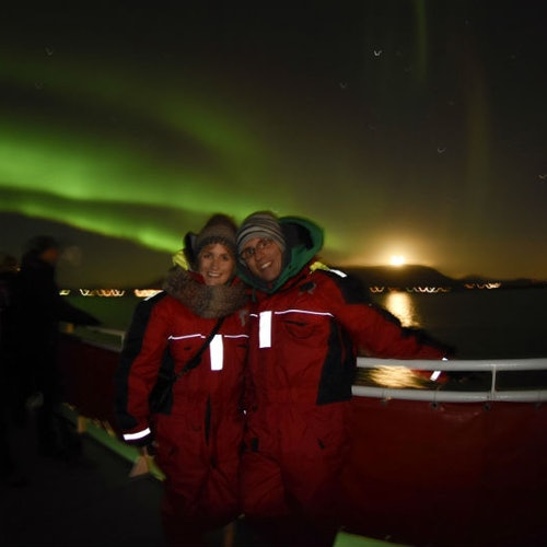 Crucero de Aurora boreal desde Reikiavik
