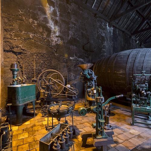 Cata de vino de Oporto: Bodegas Burmester