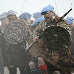 Tickets, museums, attractions,Excursion to Culloden Battlefield