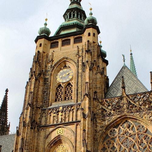 Tarjeta de Praga