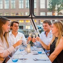 Tickets, museos, atracciones,Tickets, museums, attractions,Crucero por los canales,Canal Cruise,Con comida o cena