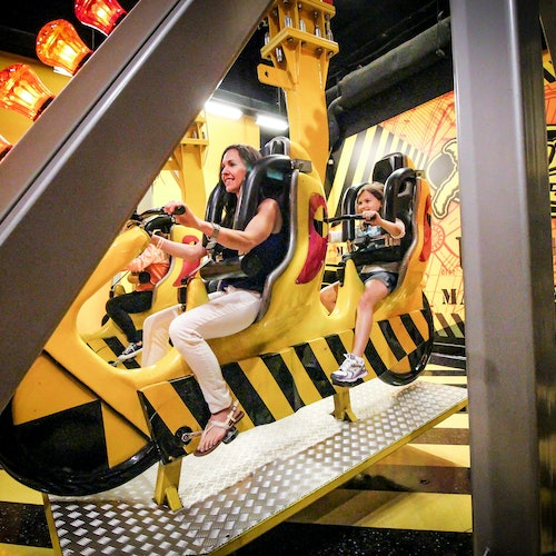 WonderWorks Pigeon Forge: Acceso completo
