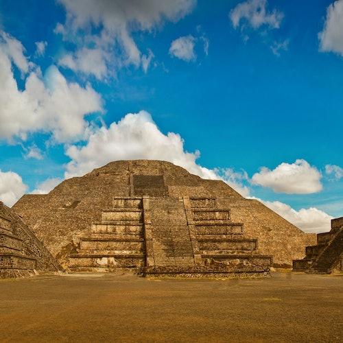Teotihuacán: Acceso rápido y transporte desde Ciudad de México