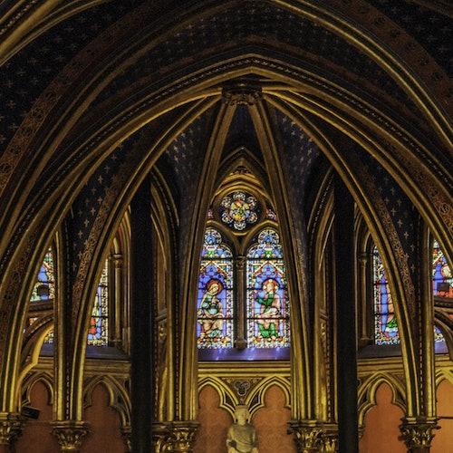 Isla de Notre-Dame, Santa Capilla y Conciergerie: Tour guiado