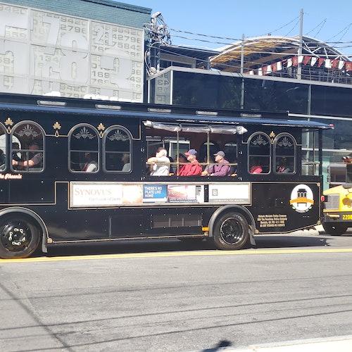 Tour en tranvía de 90 minutos por Atlanta