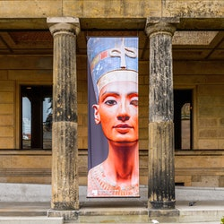 Imagen Neues Museum : Coupe-File