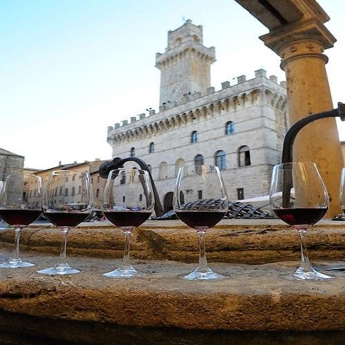 Vino Nobile di Montepulciano: Tour y cata de vinos
