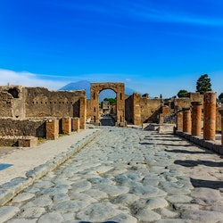 Tickets, museums, attractions,Excursion to Pompeii