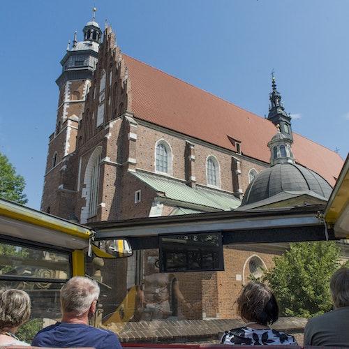 Bus turístico de Cracovia