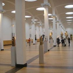 Imagen Gemäldegalerie : Coupe-File