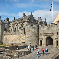 Tickets, museos, atracciones,Castillo de Stirling,Con Loch Lomond