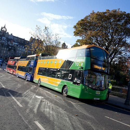 Bus turístico Edimburgo