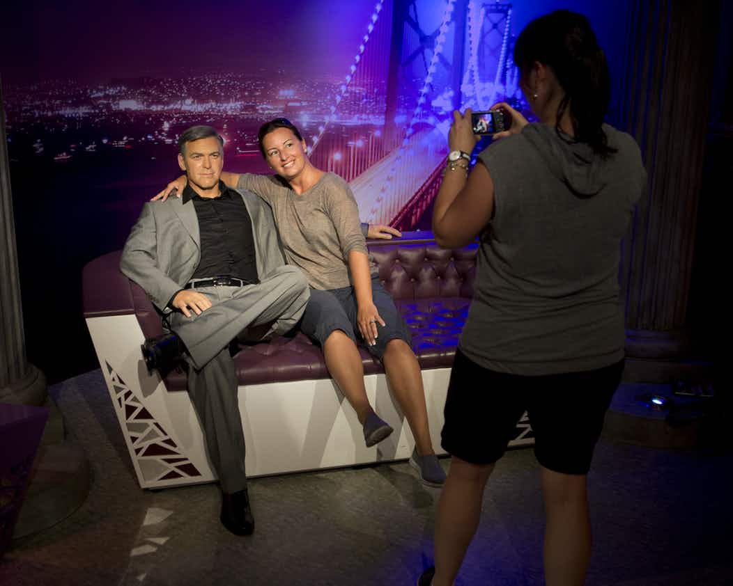Image result for Madame Tussauds San Francisco