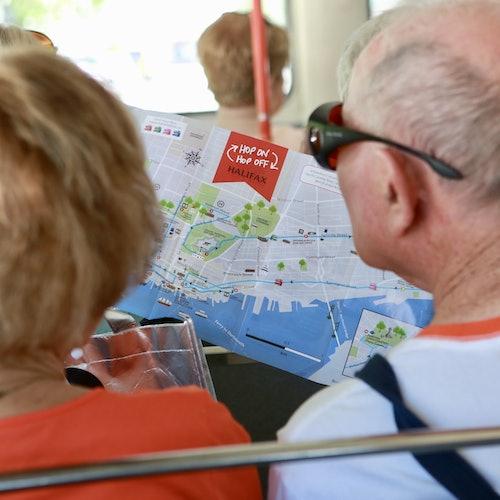 Hop-on Hop-off Halifax City Tour