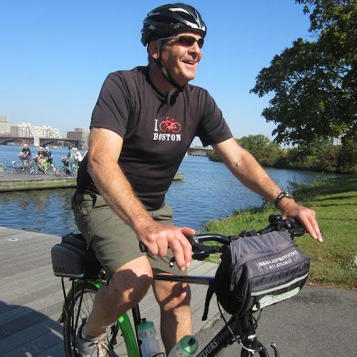 Tour en bici de Boston
