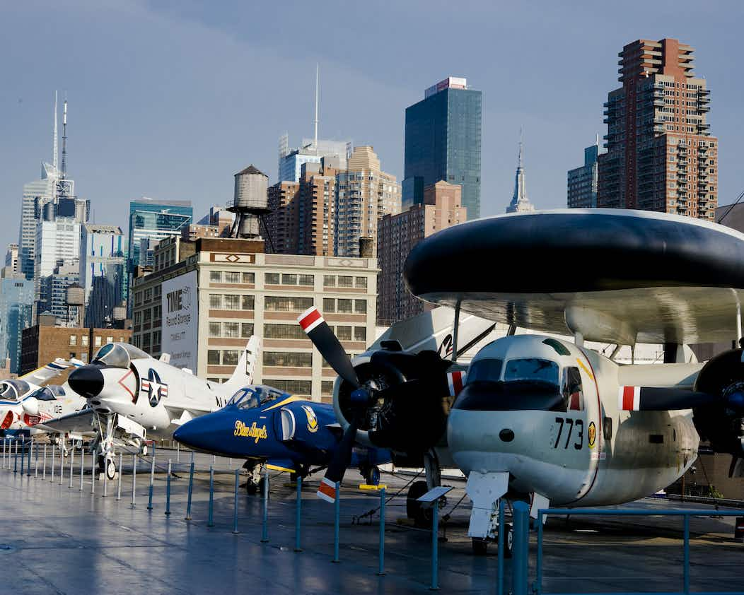 Intrepid Sea, Air & Space Museum |Tiqets