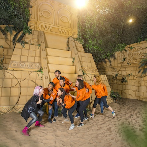 Crystal Maze Experience Manchester