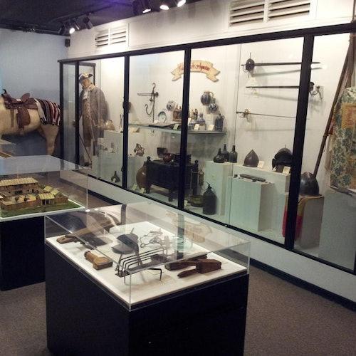 Museo de Historia de San Agustín