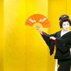 Time to Geisha: Special Geisha Performance and Games