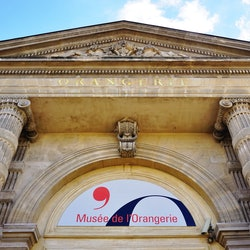 Imagen Museo de l'Orangerie