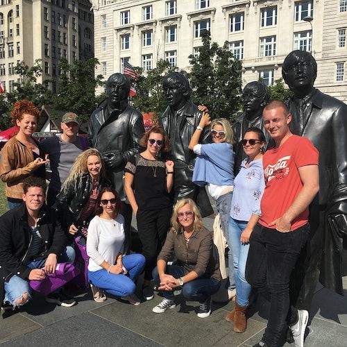 Descubre Liverpool a pie