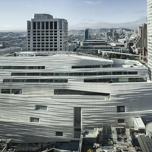 Museo de Arte Moderno de San Francisco (SFMOMA)