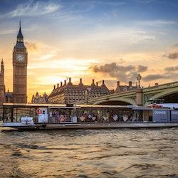 Imagen Croisière avec thé l'après-midi à Londres