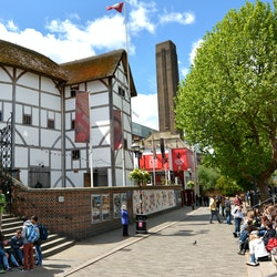 Imagen Shakespeare's Globe Theatre Tour + Exhibition