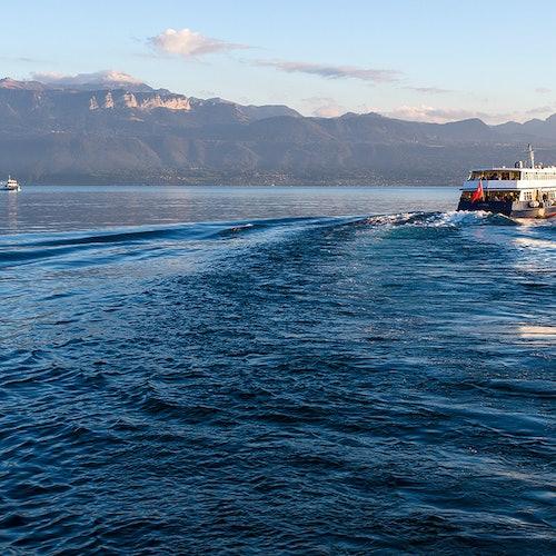 Ferry de Lausana a Évian