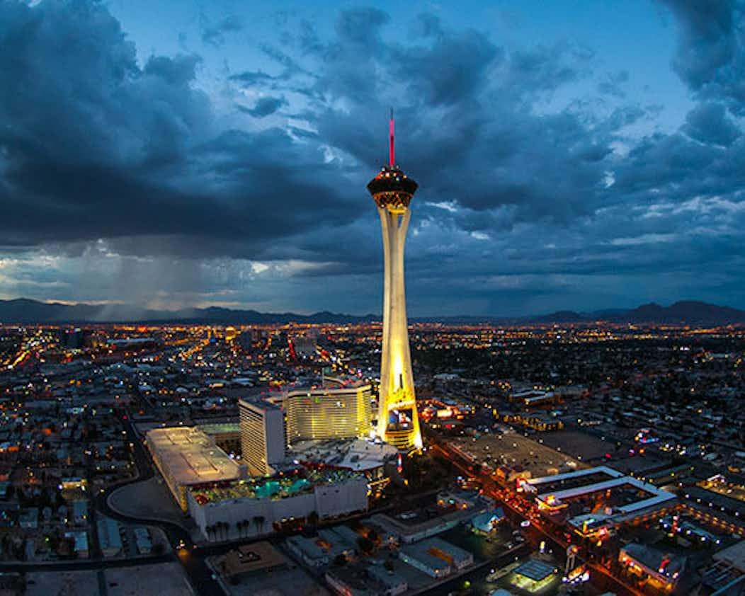 Stratosphere Tower Rides Observation Deck Tiqets