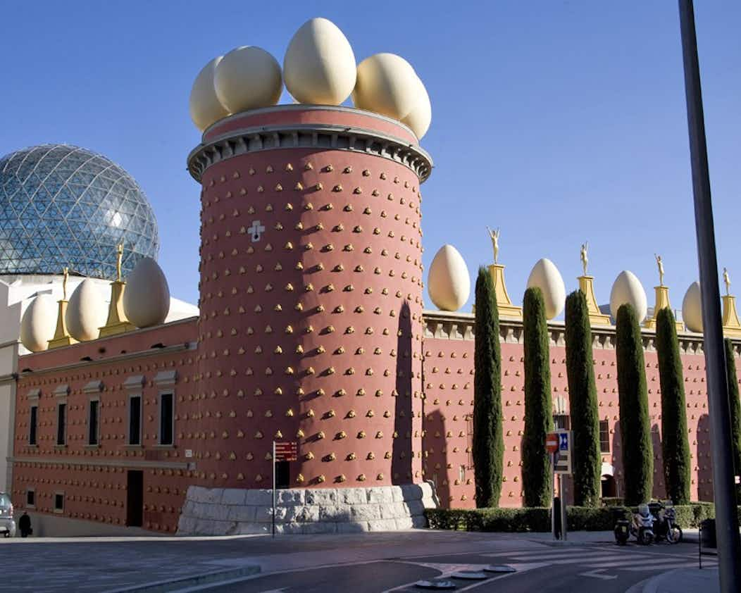 Museo Dali Barcelona.Dali Museum Girona Guided Tour Skip The Line