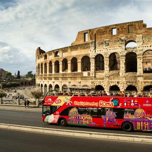 Bild Hop-on Hop-off-Bus Rom