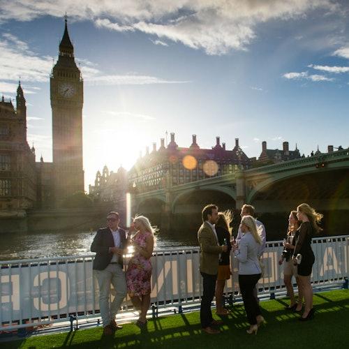 Crucero + Almuerzo por Londres